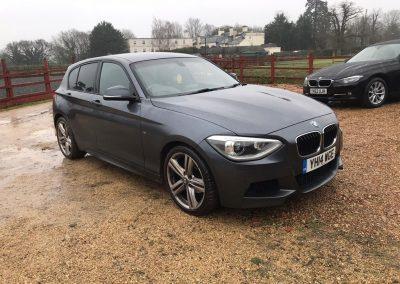BMW 1 Series 2014 2.0 118d M Sport Sports Hatch (s/s) 5dr