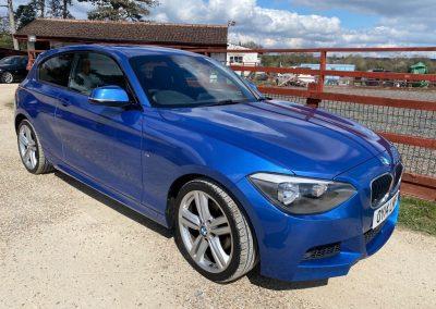 BMW 1 Series 2014 1.6 118i M Sport Sports Hatch (s/s) 3dr