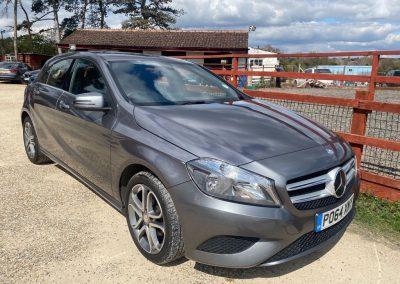 Mercedes-Benz A Class 2014 1.5 A180 CDI Sport 5dr