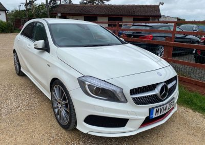 Mercedes A Class 2014 2.0 A250 Engineered by AMG – £12,195