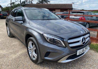 Mercedes Gla 2016 2.1 GLA220d Sport – £19,395