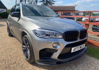 BMW X5 M 2017 4.4 BiTurbo Auto xDrive – £45,195