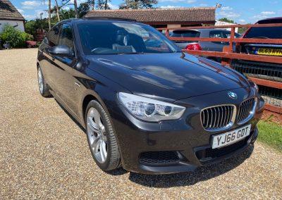 BMW 5 Series GT 2016 2.0 520d M Sport – £17,295