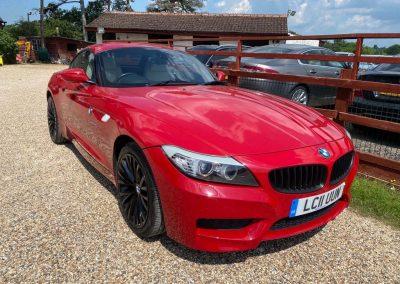 BMW Z4 2011 3.0 30i sDrive 2dr – £14,995